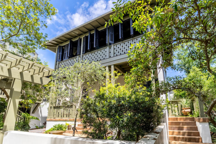 27 HOPETOWN LANE ROSEMARY BEACH FL