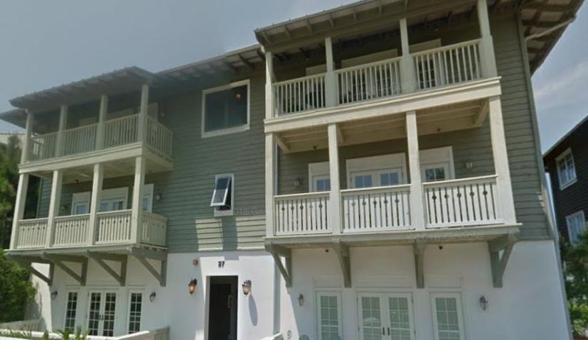 27 ST AUGUSTINE STREET UNIT 6101 INLET BEACH FL