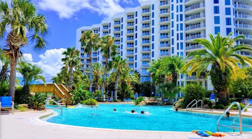 4203 INDIAN BAYOU TRAIL UNIT 11116 DESTIN FL