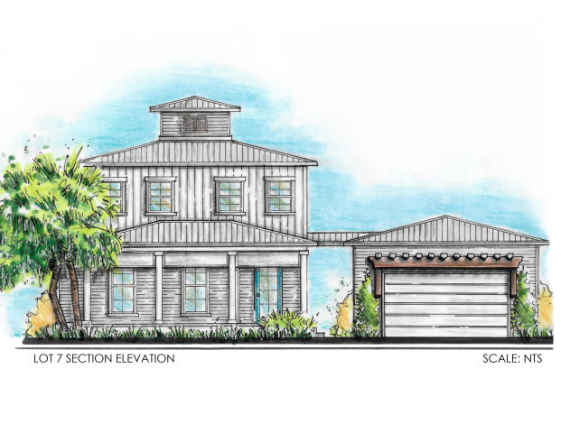 TBD -LOT 7 OLD MARSH COVE SANTA ROSA BEACH FL