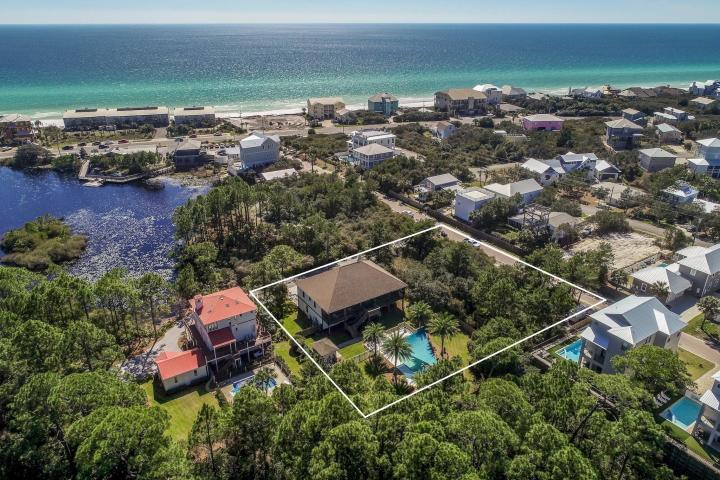 106 WOODWARD DRIVE SANTA ROSA BEACH FL