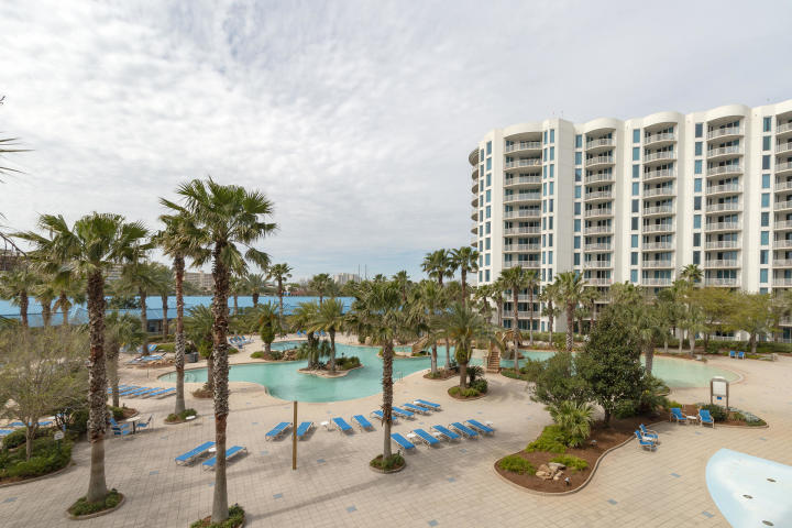 4203 INDIAN BAYOU TRAIL UNIT 1315 DESTIN FL