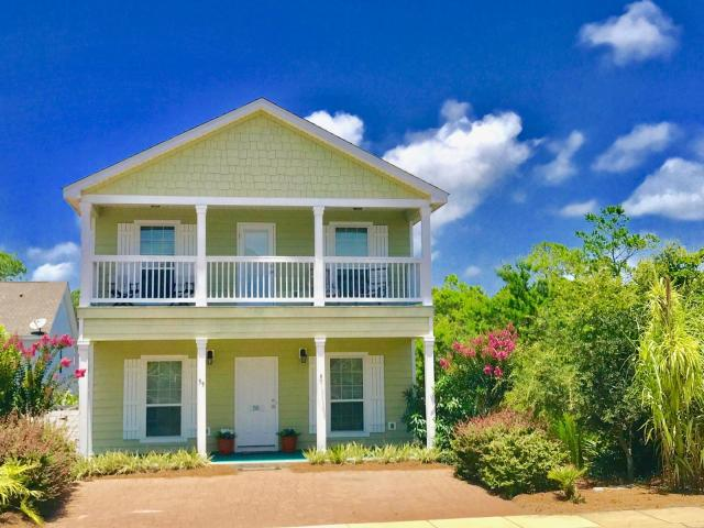 55 WEST SHORE PLACE ROSEMARY BEACH FL