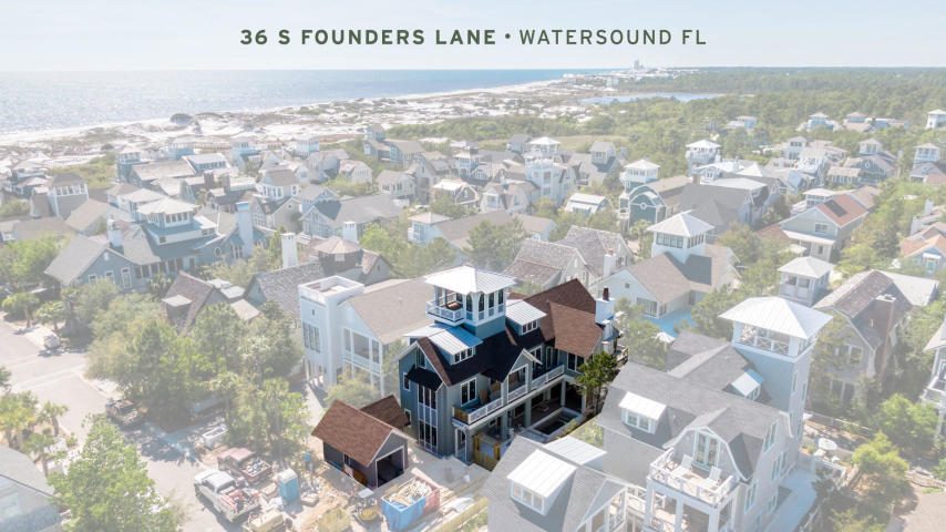 36 FOUNDERS LANE S WATERSOUND FL