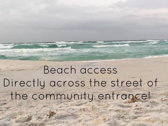 10 CONSTANT AVENUE SANTA ROSA BEACH FL