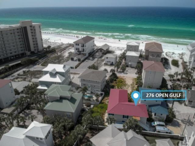 276 OPEN GULF STREET MIRAMAR BEACH FL