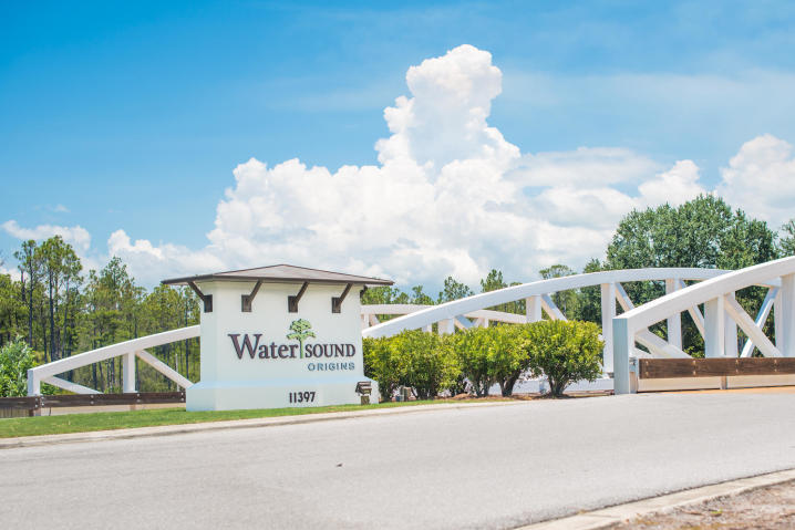 TBD TRAILHEAD DRIVE UNIT LOT 63 WATERSOUND FL