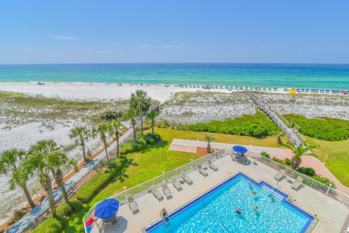 600 GULF SHORE DRIVE UNIT 602 DESTIN FL