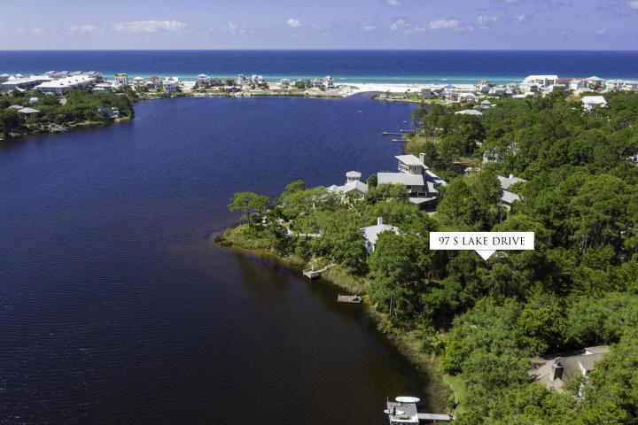 97 LAKE DRIVE S SANTA ROSA BEACH FL