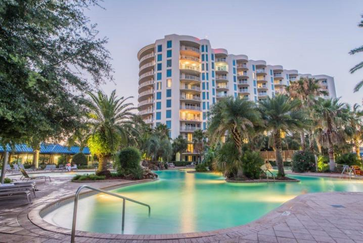 4207 INDIAN BAYOU TRAIL UNIT 21104 DESTIN FL