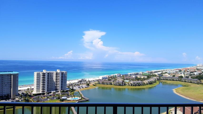 122 SEASCAPE DRIVE UNIT 2109 MIRAMAR BEACH FL
