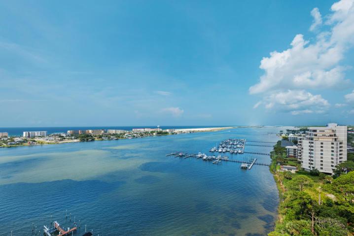 124 MIRACLE STRIP PARKWAY SW UNIT 1402 FORT WALTON BEACH FL