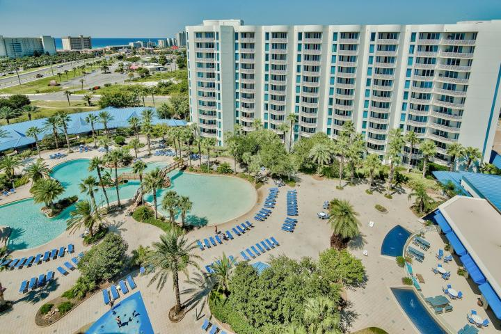 4203 INDIAN BAYOU TRAIL UNIT 1509 DESTIN FL