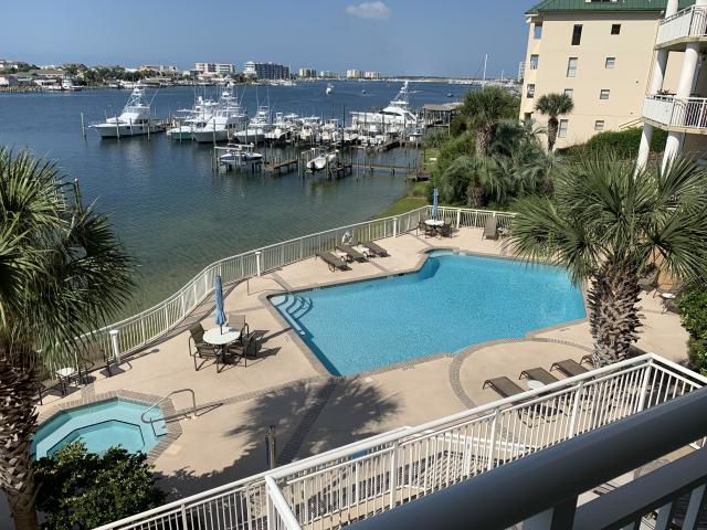 662 HARBOR BOULEVARD UNIT 230 DESTIN FL
