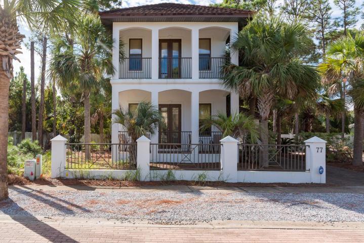 77 WHITE CLIFFS LANE SANTA ROSA BEACH FL