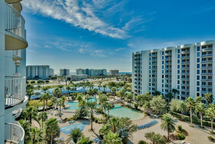 4203 INDIAN BAYOU TRAIL UNIT 1803 DESTIN FL