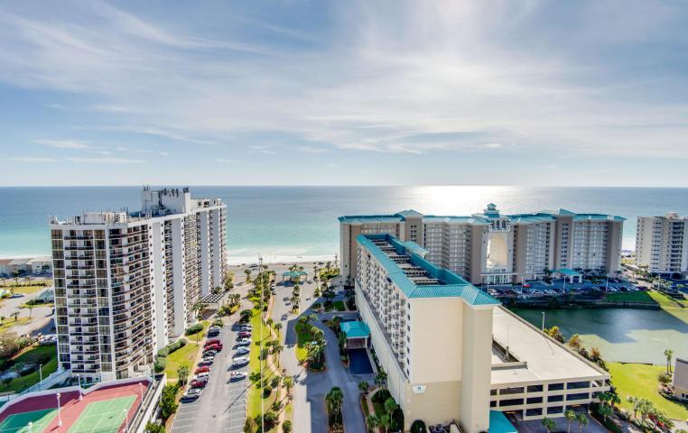 112 SEASCAPE DRIVE UNIT 2106 MIRAMAR BEACH FL
