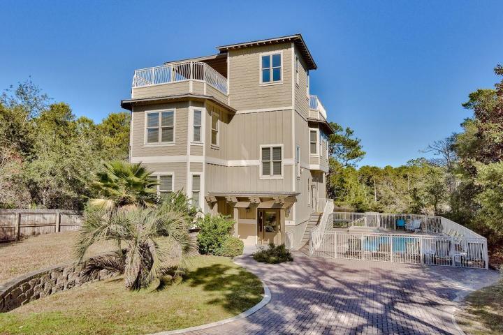 171 BLUE LAKE ROAD SANTA ROSA BEACH FL