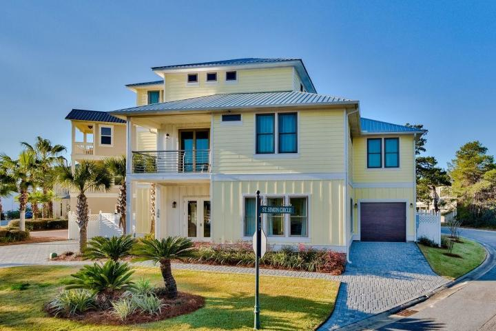 106 ST SIMON CIRCLE MIRAMAR BEACH FL