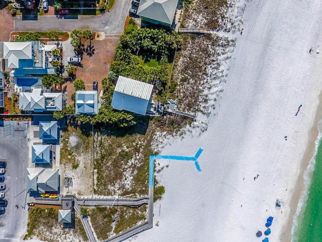 160 SEAWARD DRIVE SANTA ROSA BEACH FL