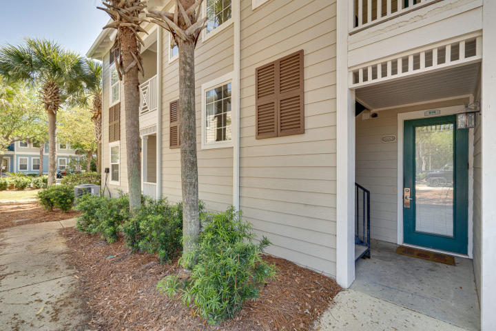87 VILLAGE BOULEVARD UNIT 515 SANTA ROSA BEACH FL