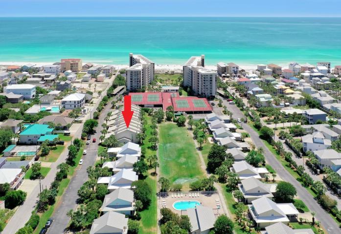 114 MAINSAIL DRIVE UNIT 10 MIRAMAR BEACH FL