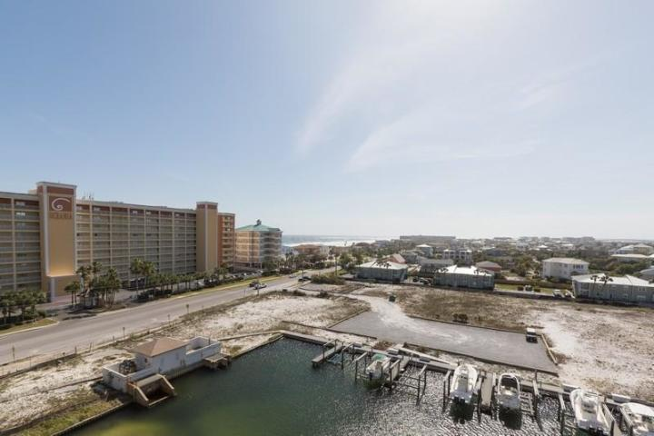 725 GULF SHORE DRIVE UNIT 502B DESTIN FL