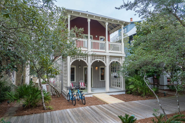 44 TUCKERS LANE ROSEMARY BEACH FL