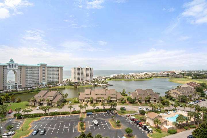 122 SEASCAPE BOULEVARD UNIT 1103 MIRAMAR BEACH FL