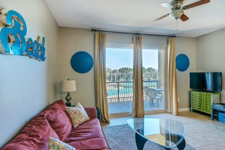 548 SANDY CAY DRIVE UNIT 206 MIRAMAR BEACH FL