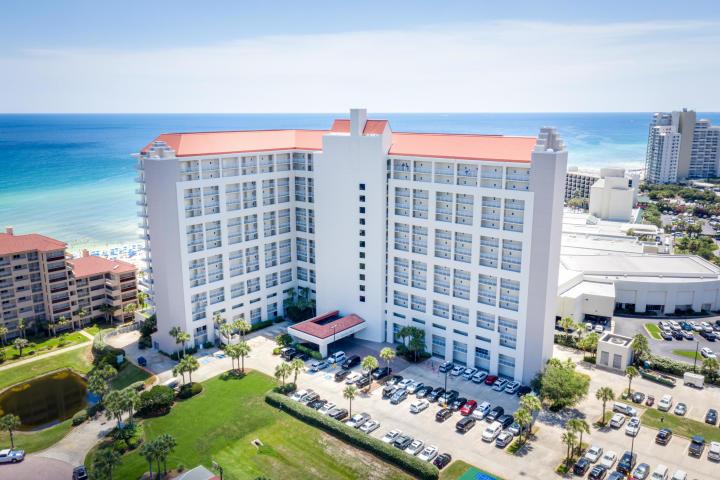 550 TOPSL BEACH BOULEVARD UNIT 207 MIRAMAR BEACH FL