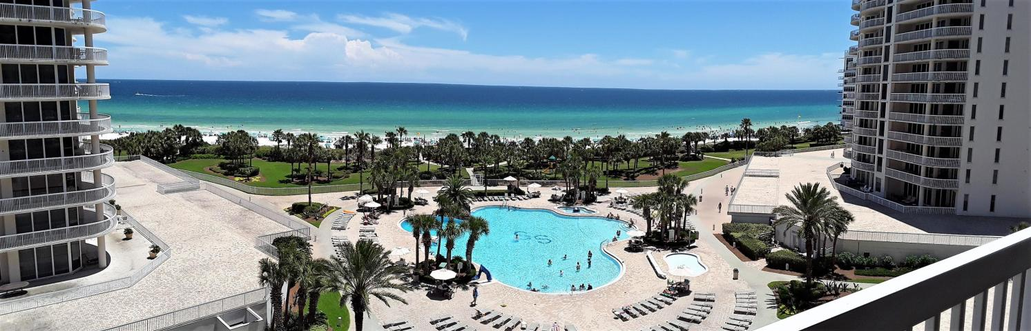 15300 EMERALD COAST PARKWAY UNIT 702 DESTIN FL