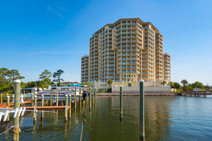 124 MIRACLE STRIP PARKWAY SW UNIT 404 FORT WALTON BEACH FL