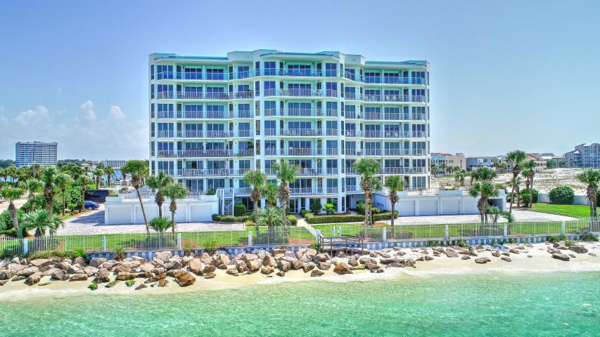 280 GULF SHORE DRIVE UNIT 243 DESTIN FL