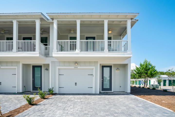 4923 COUNTY HWY 30A  E UNIT E-105 SANTA ROSA BEACH FL