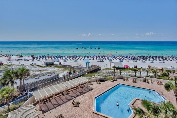 4268 BEACHSIDE TWO UNIT 268 MIRAMAR BEACH FL