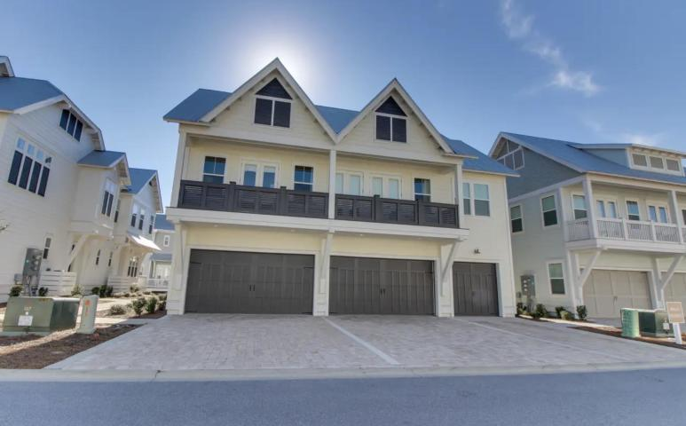 25 YORK LANE UNIT A INLET BEACH FL
