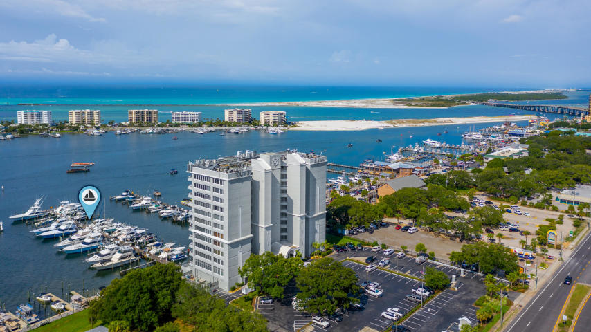 320 HARBOR BOULEVARD UNIT 1101 DESTIN FL