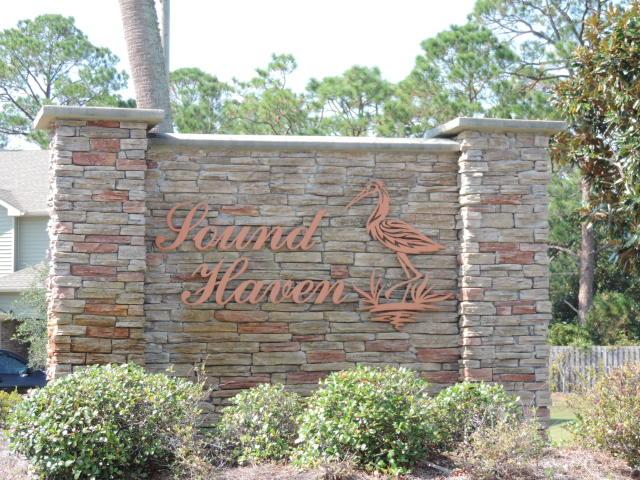 1721 SOUND HAVEN COURT NAVARRE FL
