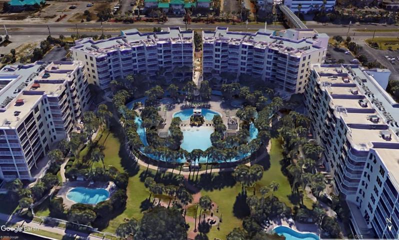 1324 MIRACLE STRIP PARKWAY UNIT 606 FORT WALTON BEACH FL