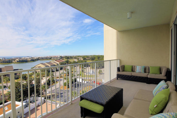 122 SEASCAPE DRIVE UNIT 708 MIRAMAR BEACH FL