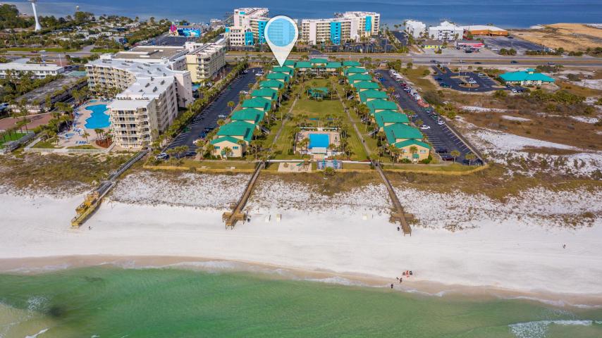 1530 MIRACLE STRIP PKWY  SE UNIT 202D FORT WALTON BEACH FL