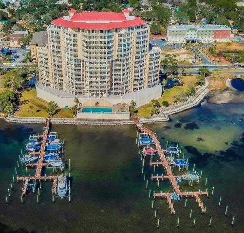 124 MIRACLE STRIP PARKWAY SW UNIT 402 FORT WALTON BEACH FL