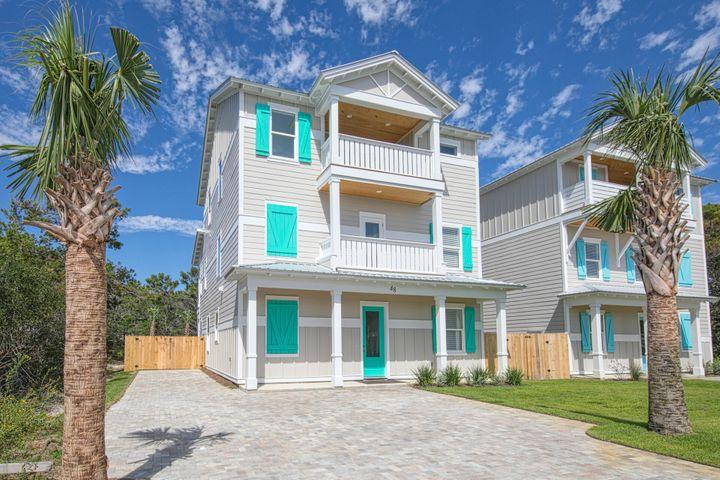 LOT 5 PALM BEACH STREET W MIRAMAR BEACH FL