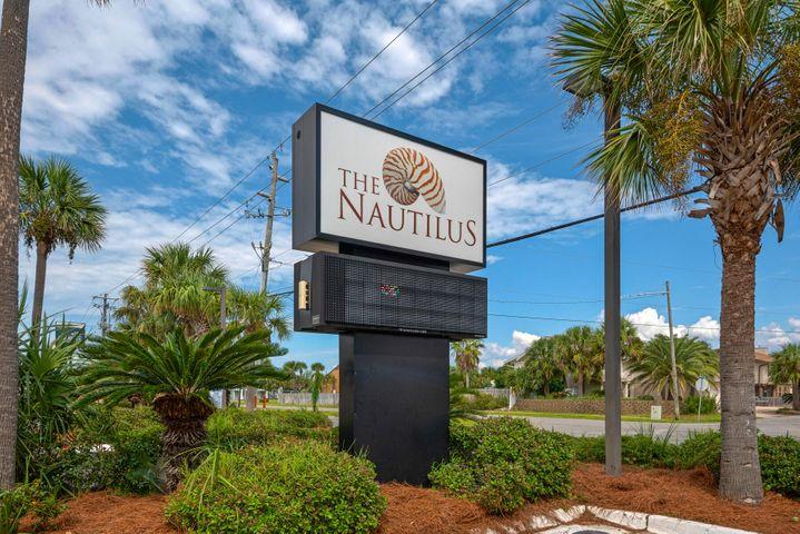 660 NAUTILUS COURT UNIT 2507 FORT WALTON BEACH FL