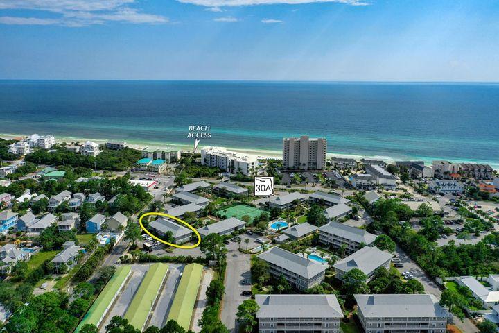 3799 COUNTY HWY 30A  E UNIT B-8 SANTA ROSA BEACH FL