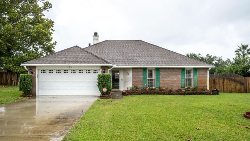 156 LONG POINTE DRIVE MARY ESTHER FL