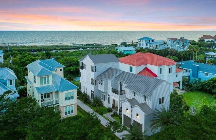 LOT 5 POMPANO PLACE INLET BEACH FL